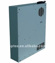 side mounted 12 volt DC peltier air conditioner for cabinet cooling