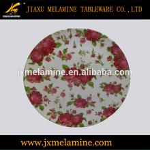 melamine ware flat plate