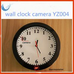 Wall clock type wireless security camera system ip YZ004