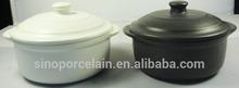 Ceramic Matt-glaze Cheese Baker for BS140702B