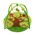 Multi-function Soft Plush Baby Play Mat