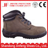 high ankle leather pu sole men's safety work shoes steel toe cap oil and acid resistant liberty industrial safety shoes price