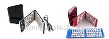 For IOS/Andriod/Windows folding wireless keyboard Bluetooth 4.0