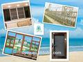 Segurança de malha de alumínio da porta de tela& janela