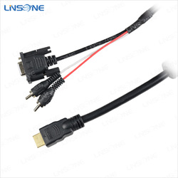 Wholesale vga rca cable,2 rca to hd cable,OEM/ODM