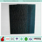 Anti-weather self adhesive building paper and asphalt roofing felt