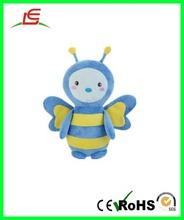 mini bee toy stuffed plush insect