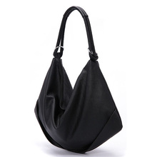 Hot selling cheap hobo handbag for mature ladies