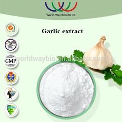 free sample HACCP KOSHER FDA hunan changsha supplier large supplement pure natural plant ingredient allicin garlic