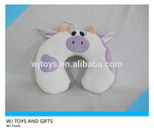 wholesale 40cm long cute animal plush cushion