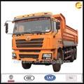 20t shaanxi tipper truck dump truck from China