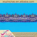 X0938- 1( 0.7) venda quente 2'' fabricação metálica laço africano projetos do laço blusa