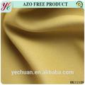 Surtidor de China orgánica de bambú de poliéster tejidos ropa