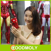 Innovative iron man cover for samsung galaxy s4