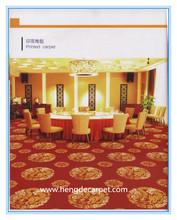 high quality five star hotel luxury lobby/ reception room/meeting room printed carpet/rugs