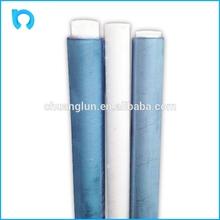 blue sheet plastic cover plastic pvc fittings