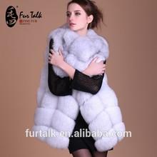 fox fur vests for women