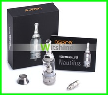 e cig for variable voltage aspire et bdc atomizer Nautilus tank