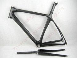 carbon road bike frame IPLAY 950g(54cm) frameset Newest carbon road frame ud matt carbon bicycle frameset