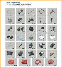 Radiator For Generator Set Weichai Power Engine Parts Gasoline Generator Spare Parts