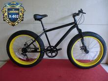 "Lionhero beach bicycle 26""*4.0 snow bike"