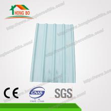 Factory price Good heat insulation effect pc corrugated transparen solar roof sheet