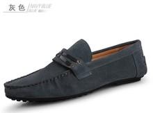 2014 hot selling new fashionable men velvet loafers