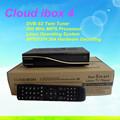 Hot rätsel 2 twin-tuner Cloudibox 4 dvb-s2 384mb ram 128mb nand Flash-Unterstützung vu duo Bild media-player neuankömmling