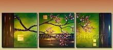 Modern handmade flower paintings famous artists