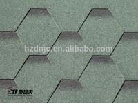 European Mosaic Asphalt Roofing Shingles for resort