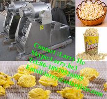 popcorn making machine/automatic popcorn machine/industrial popcorn maker