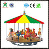 BEST quality electric carousel for sale outdoor carousel Sample kids play easy carousel ride toy made in china QX-127A
