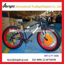 "2014 hot sale 26""*4.0 big tire /big tire mountain bicycle/ bike for sale"