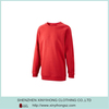 Top Quality Long Sleeve Cotton T Shirt Wholesale China In Red