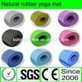 Grand écran de soie impression tapis de yoga impression