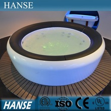 Round good bathtub bed on sale cheap price