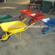 heavy duty construction various types of wheelbarrow