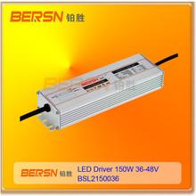 Good Quality CE Certificate 150W 36V/48V Power Supply Dimmable 0-10v LED Driver