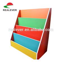 Daycare furniture wholesale kindergarten bookshelf