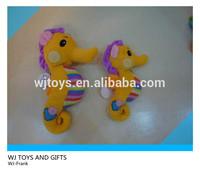 Custom new design plush sea horse stuffed toys