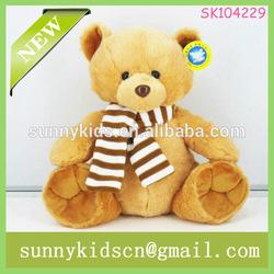 2014 promotion gift plush toys free sample stuffed plush toy custom plush toy