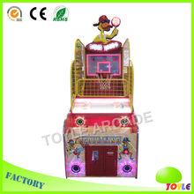 Children's mini Duck Hoops Street Basketball Game Machine