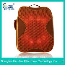 kneading massage cushion with infrared heat electric massage cushion