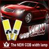 High Power 194 168 2825 W5W wedge Backup Reverse lamp Clearance Light T10 LED Car Light