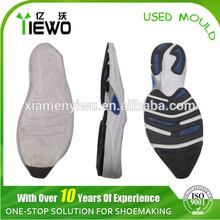 Cheap second hand tpr soles mould manufacturer