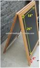 High quality restaurant blackboard