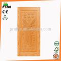 talladas a mano de estilo clásico de buena calidad de madera de la puerta