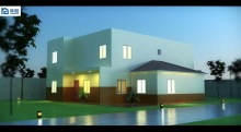 High level villa,,modular homes prefab house,luxury steel villa