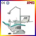 fauteuil électrique dentaire/fauteuils dentaires de Chine/fauteuil dentaire portable d'unité dentaire