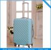 Colorful hard shell luggage designer colorful luggage